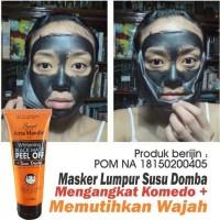 Masker Naturgo BPOM / Masker Lumpur Bpom