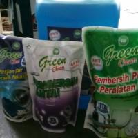 Green Clean Detergent Cair