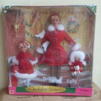 Barbie holiday sisters