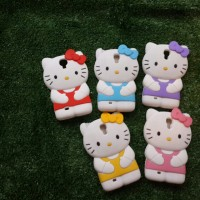 harga KITTY 3D case / casing handphone HP rubber for IPHONE SAMSUNG note3 s4 Tokopedia.com