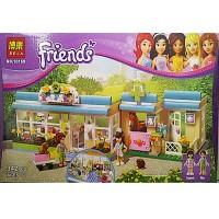 Mainan Anak Toys Bela Friends 324PCS