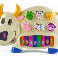Mainan Anak Toys Piano Buffalo