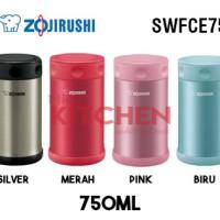 Zojirushi Stainless Steel Food Jar 750ml - SWFCE75