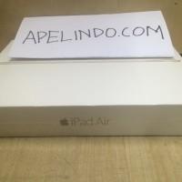 [HOT] Apple iPad Air 16GB Wifi Only - Black & Silver Garansi Inter 1th
