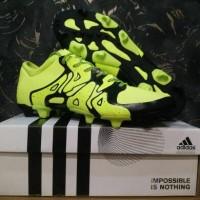 Sepatu Bola Adidas X15 Green FG