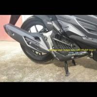Jual Cover Leher Knalpot Vario 125 150 ESP Versi 2 Custom