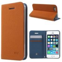 harga Klx Clover Leather Case Iphone 5 / 5s / Se Brown Tokopedia.com