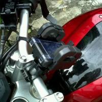 harga Holder Tempat Taruh HandPhone Di Motor Dan Di Sepeda Universal GPS & T Tokopedia.com