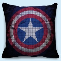 Captain America Shield Cushion Epicline Project by TAP (Bantal)
