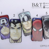 Hard Case Superhero OPPO F1 Plus