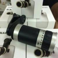 harga lensa tele ( teleskop)  bisa zoom  8 x universal for hp Tokopedia.com
