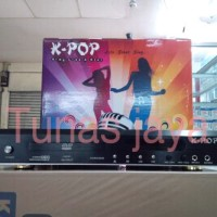 DVD PLAYER SUPER KARAOKE K POP (Touch Screen) Hardisk 2 Tb