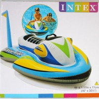 Ban Renang / Pelampung Anak Jet Ski 1.17m x 77cm - INTEX #57520NP
