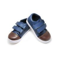 Sepatu Anak Laki-laki Tamagoo-Sean Navy Shoes Sneakers Murah Branded