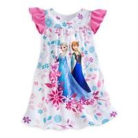 Disney Store Frozen nightshirt / DAster anak