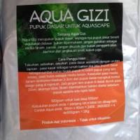 Pupuk Dasar Aqua Gizi
