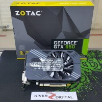 VGA CARD Zotac GTX 950 2GB DDR5 128 Bit Freeze Tech / GTX950