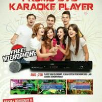 DVD Player Karaoke Mini AMK-220