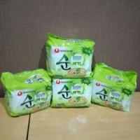 Nongshim Soon Veggie Ramen Halal Made In Korea (makanan Vegetarian)