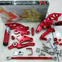 Step Underbone NUI Tipe MONSTER 2 Vixion Merah Red