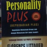Personality Plus.(kepribadian Plus)