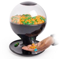 Motion Activated Magic Candy Dispenser / Dispenser Snack - Black
