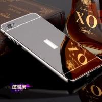Vivo X5 Pro - Aluminium Bumper Mirror Case