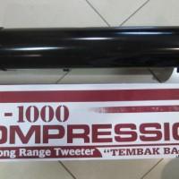 tweter speaker pancing walet basoka PIRO SLR 1000