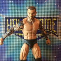 WWE RANDY ORTON ELITE 21 Mattel Figure