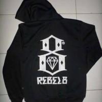 Jaket/ Baju hangat/ Hoodie/ Zipper Rebel 8