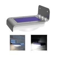 Lampu Dinding Tenaga Matahari Sensor Gerakan - 16 LED