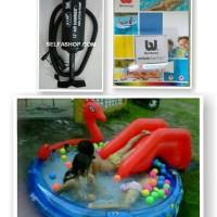 harga Kolam Perosotan Viking plus lem dan pompa Tokopedia.com