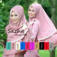 Kerudung Hijab / Jilbab Khimar Sazha