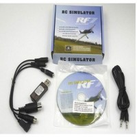 22 In 1 Rc Usb Flight Simulator Cable For Realflight G7 / G6 G5.5 G5