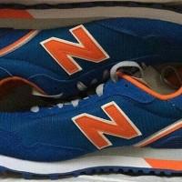 New Balance 515 Blue-Orange