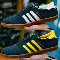 Sepatu Original Adidas Hamburg Man Premium