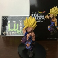 DFX Dramatic Showcase Goku Gohan Cell Super Saiyan Banpresto Kws / Pc