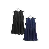 UNIQLO DRESS BRUKAT - READY 3 COLORS