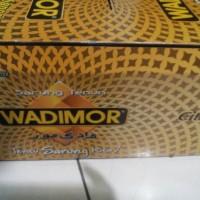 sarung wadimor putih citra dan hitam polos
