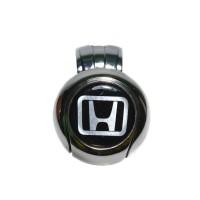 Power Handle Mobil Honda Hitam Silver / Handle Stir / Power Stir