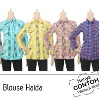 Blus Batik Modern Grosir