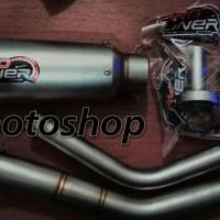 Knalpot Racing Proliner Satria Fu Injeksi