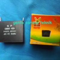 Kapasitor / Capacitor Genset Portable 2Tak ET 950 dan sejenisnya
