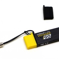 USB corsair flash voyager go 16 gb