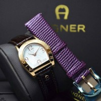 Jam tangan wanita aigner A32205 asti due original swiss made