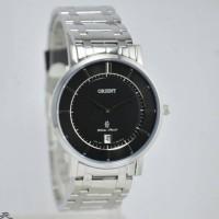 Jam tangan pria ukuran kecil orient FGW01005B original garansi 2 tahun