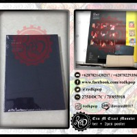 Exo EX'ACT 3rd album Mandarin ver +2pcs random poster (pilih versi)
