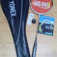 raket badminton YONEX armortec 900 technique
