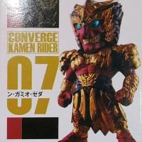 Converge Kamen Rider Vol 2 N Gamio Zeda Masked Kuuga Bandai Candy Toys