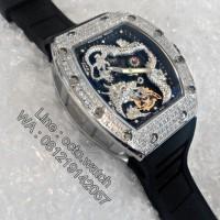 Jam Tangan Richard Mille RM 057 Grade Super Premium Swiss Clone 1:1